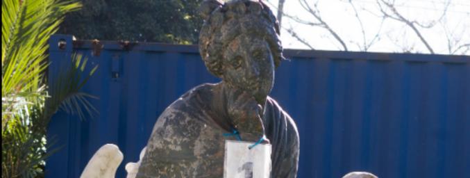 Poseen categoría de monumentos nacionales: CDE demanda a Raúl Schüler por $485 millones tras eventuales daños ocasionados a esculturas encontradas en su hacienda