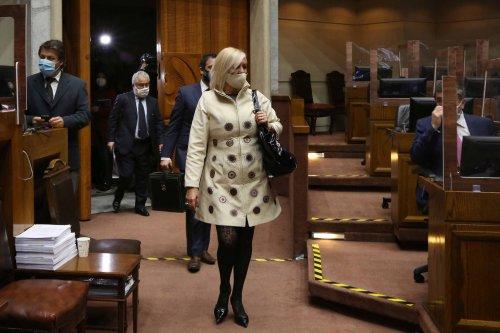 Senado rechaza acusación constitucional por notable abandono de deberes presentada en contra de la magistrada Silvana Donoso
