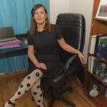 """Natasha García, secretaria general de la Asociación de Magistradas y Magistrados: """"Se debe poner énfasis en asegurar la pensión mínima integral para los niños, niñas y adolescentes por parte del Estado"""""""