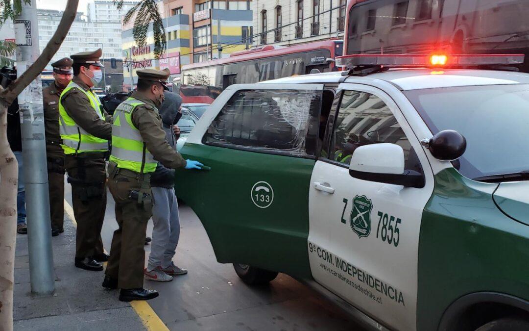 Ministerio Público instruyó libertad para hija de Michelle Bachelet tras ser detenida en protesta: quedó citada por infracción al artículo 318