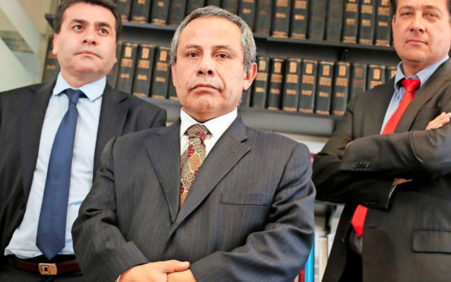 Peña, Fodich y Villalobos asumen representación de imputada por atropello a militar y piden periciar cámaras de seguridad del sitio del suceso