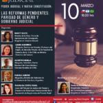 Expondrán Laura Albornoz y Agustín Squella: Conversatorio Judicial realiza webinar sobre reformas pendientes frente a la nueva Constitución