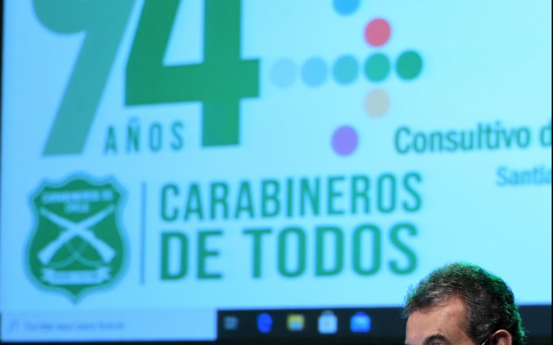 """Guillermo Silva: """"La mantención del orden público y el respeto a los DD.HH. no son incompatibles. La protección de estos derechos no implica atar de manos a las policías"""""""