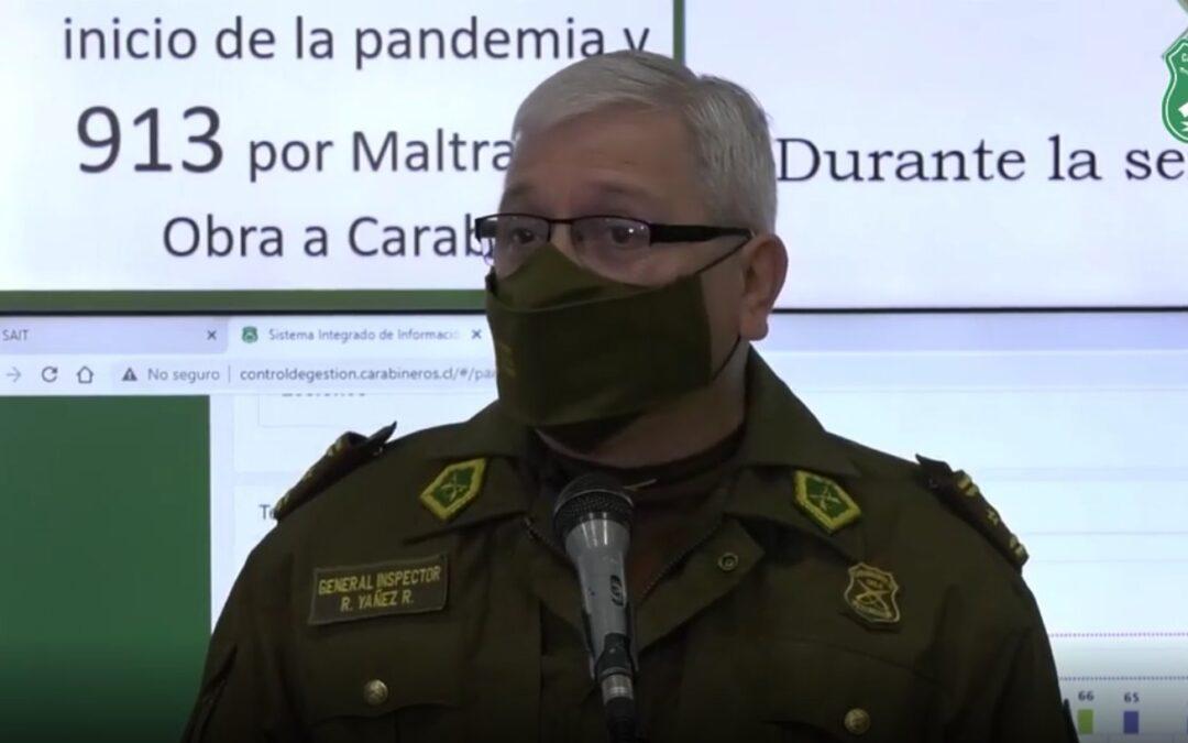 Tribunal rechazó recurso del CDE que buscaba dejar sin efecto suspensión de sumario de Contraloría a Carabineros