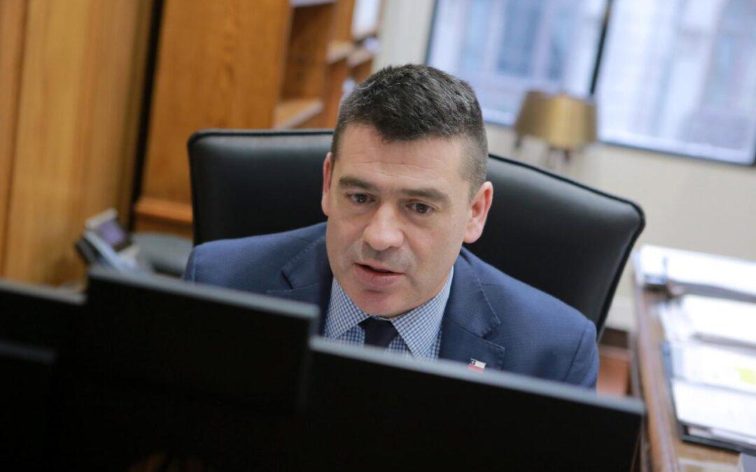 Participará subsecretario de Justicia: Conversatorio Judicial realiza webinar para analizar Proyecto de Ley sobre el Crimen Organizado