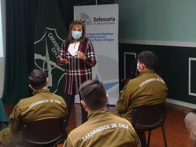 Defensorías metropolitanas, Centro de Estudios de Justicia de las Américas y Eurosocial organizan seminario para analizar impacto de la defensa pública de imputados en cuarteles policiales