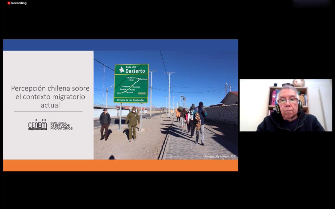 Encuesta del Centro Nacional de Estudios Migratorios de la UTalca: 52,7% de encuestados cree que crisis migratoriaafecta la seguridad ciudadana y sanitaria del país