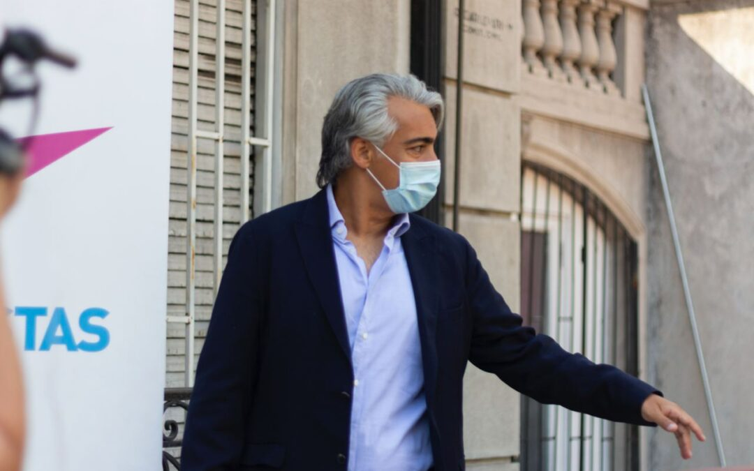 Tribunal rechazó demanda del CDE contra Marco Enríquez-Ominami tras ser absuelto de todos los cargos imputados