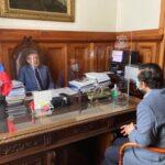 """Presidente de la Corte Suprema, Guillermo Silva: """"No es bueno que un magistrado ataque a otros jueces, menos si son superiores jerárquicos. Eso no corresponde"""""""